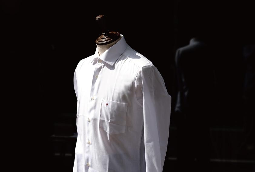 オーダーワイシャツ写真