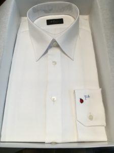 オーダーシャツ レギュラー衿